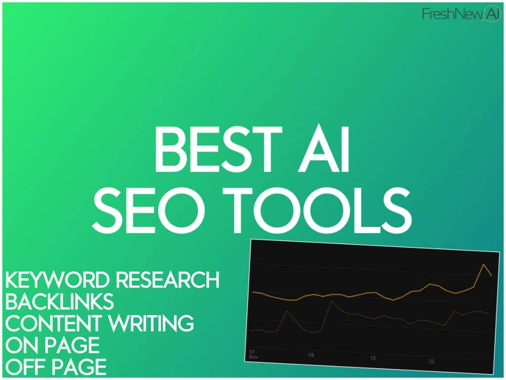 BEST AI SEO software tool