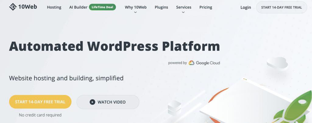 10web ai website builder
