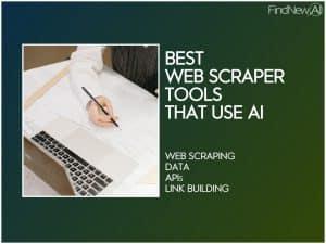 best ai web scraper tools for data