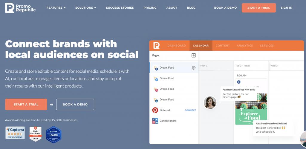 promorepublic social media tool