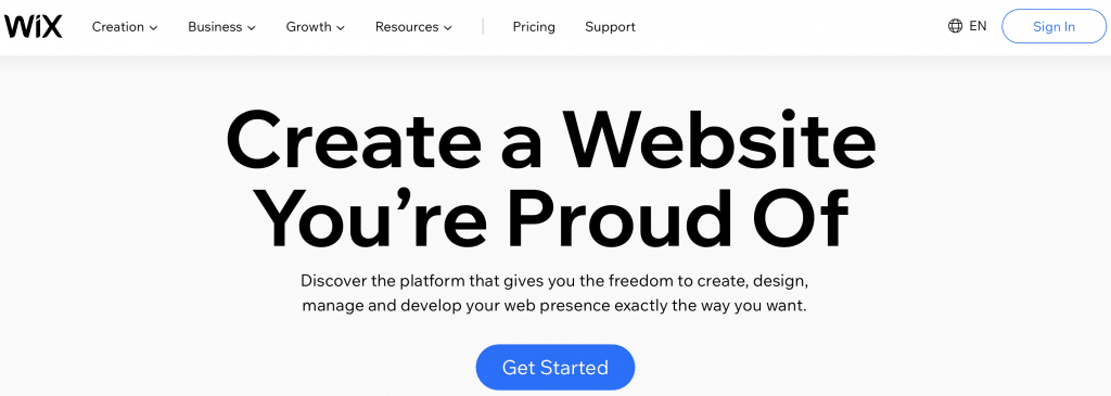 wix adi ai website builder