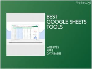 best google sheets tools