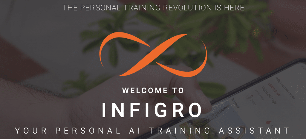infigro personal ai training assistant