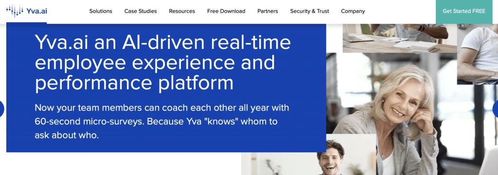 yva ai employee team software