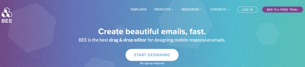 bee ai email editor