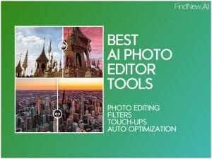 best ai photo editor tools