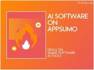 best ai software on appsumo deals