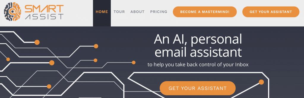 smart assist ai email assistant