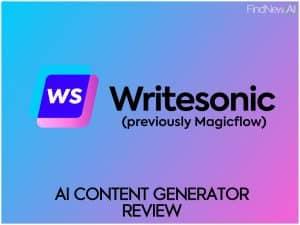 writesonic review ai article creator