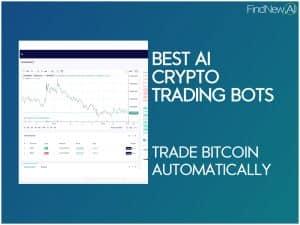 best ai cryoto trading bots