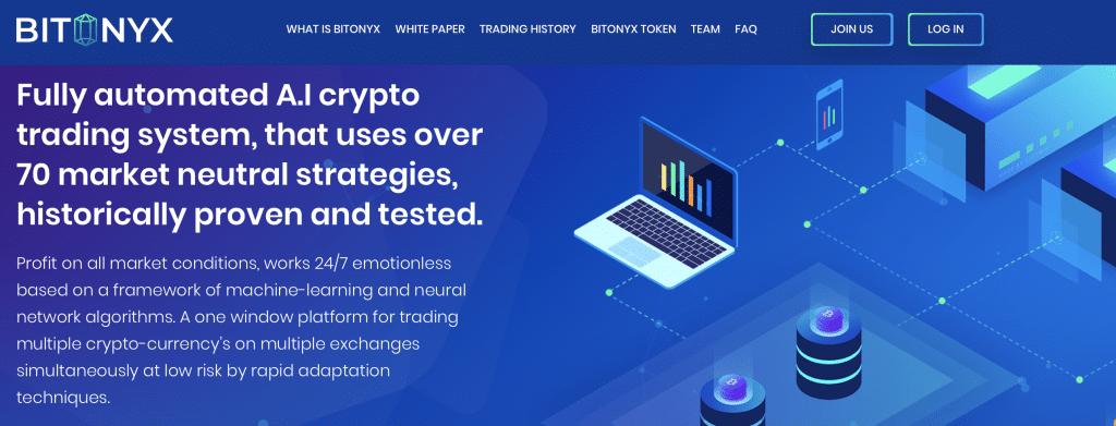 bitonyx ai crypto bot