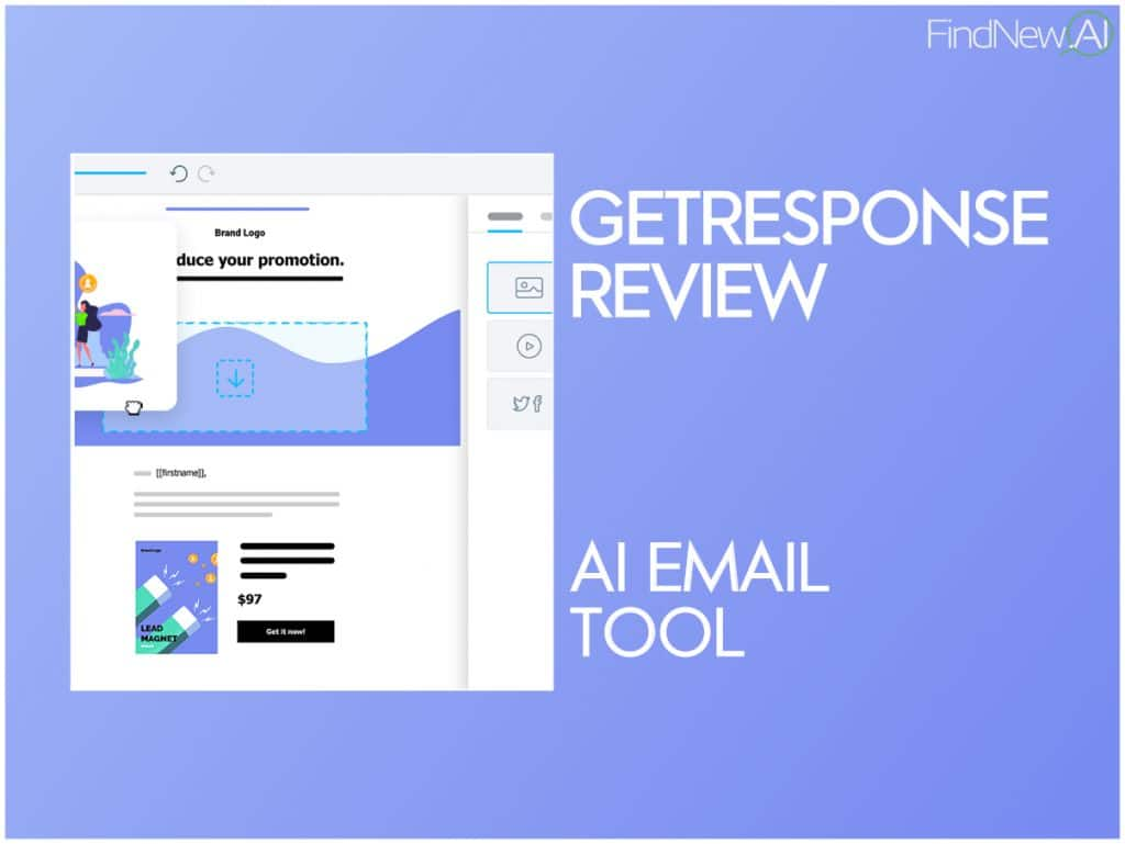 getresponse review ai email software tool