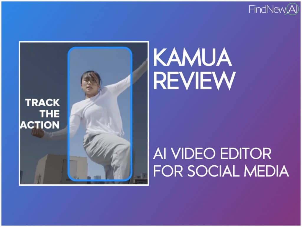 kamua review ai video editor