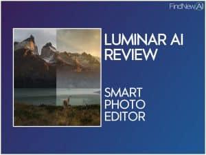 luminar ai review smart photo editing software