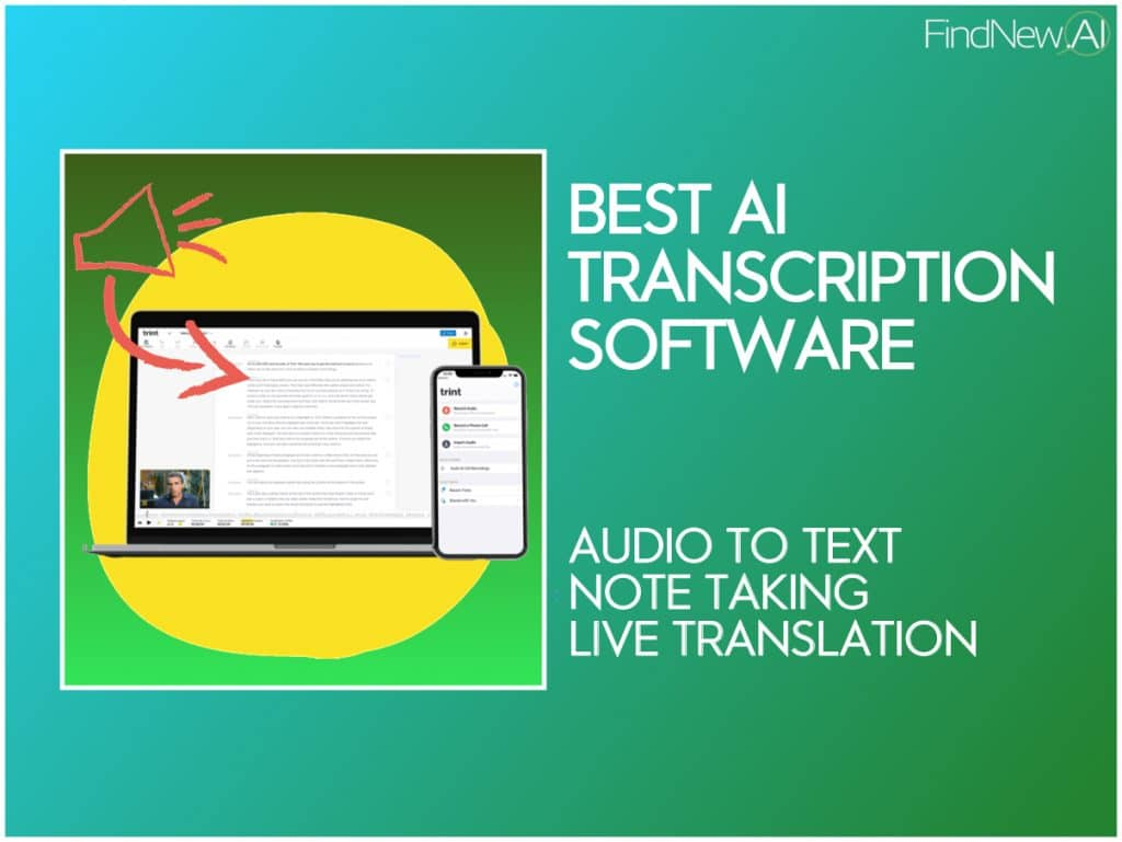 best ai transcription software