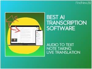 best ai transcription software