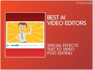 best ai video editor software tools