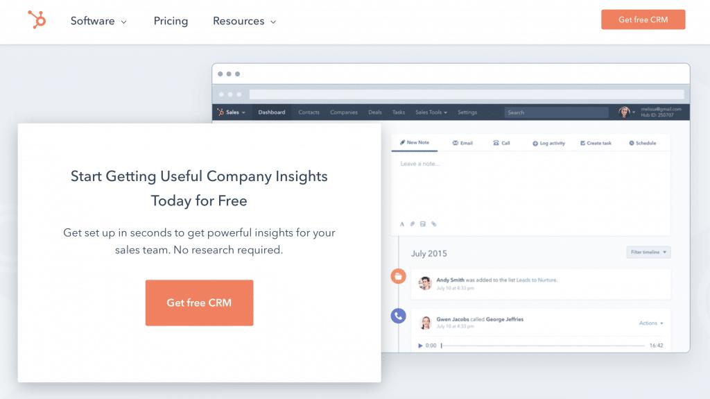 HubSpot Business Insights - AI Business Insights
