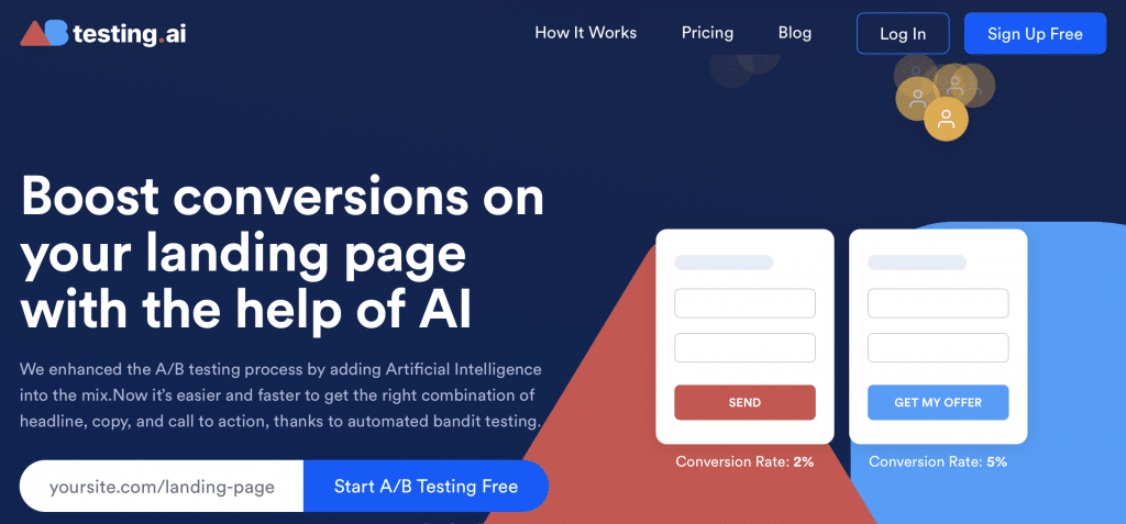 abtesting best a/b testing tool with ai