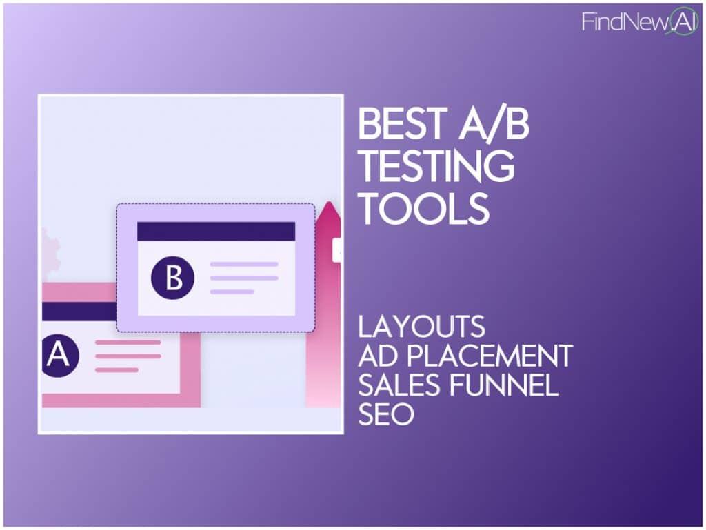 best a/b testing tools