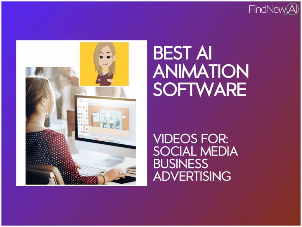 best ai animation software