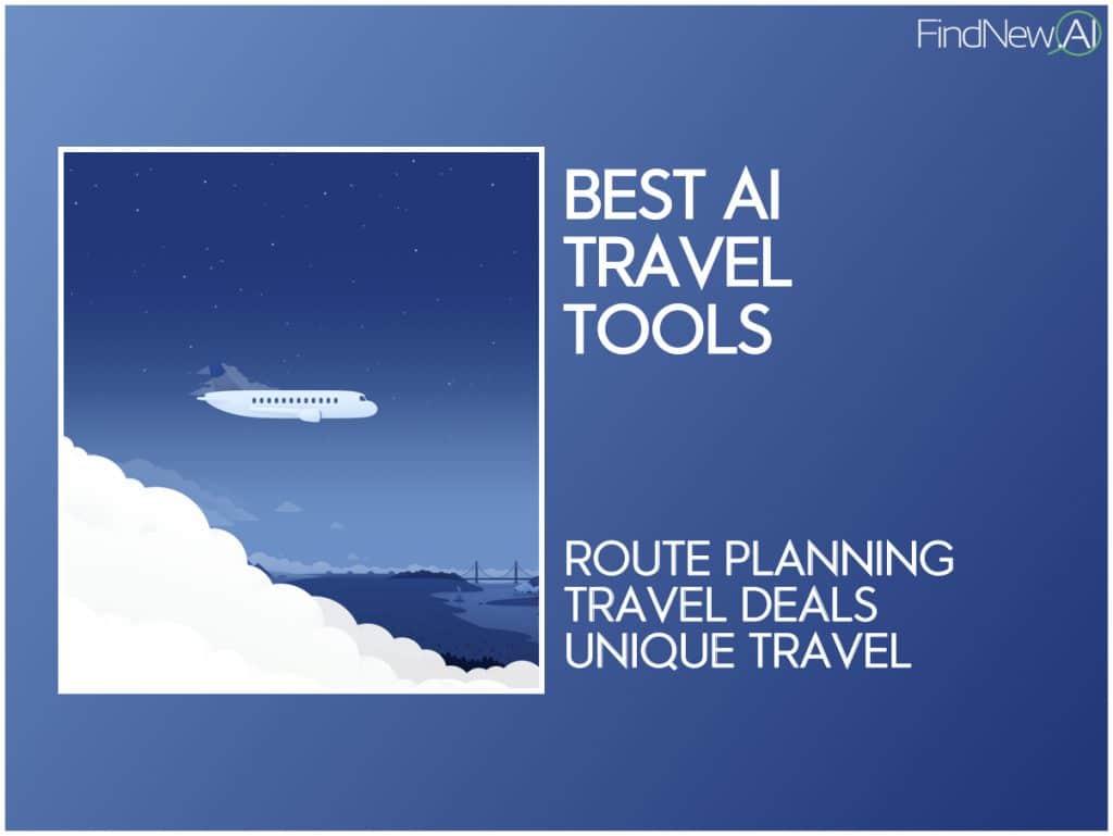 best ai travel tools