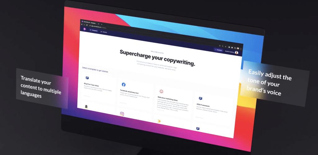 conversion ai supercharge your copywriting