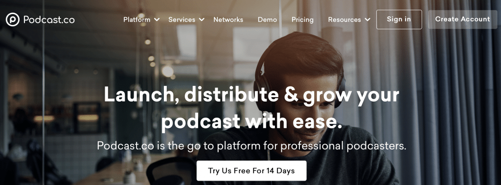 podcast co ai podcast sooftware tools
