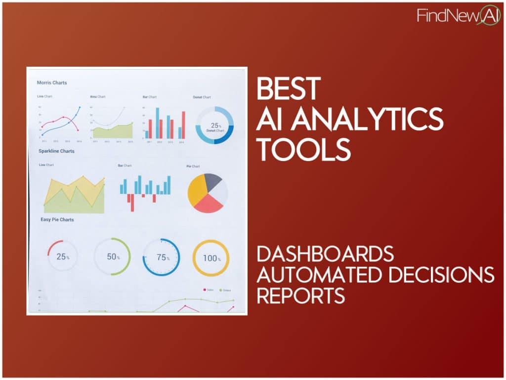 best ai analytics software tools
