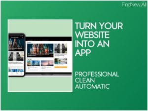 best tools to turn website into an app