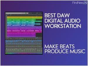 best daw digital audio workstation