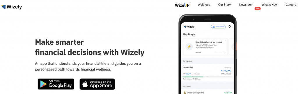wizely ai money tool