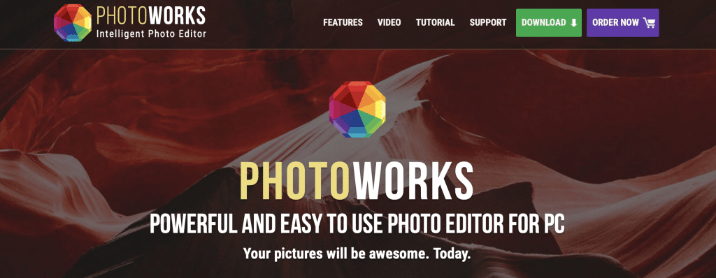 photoworks photo restoration software