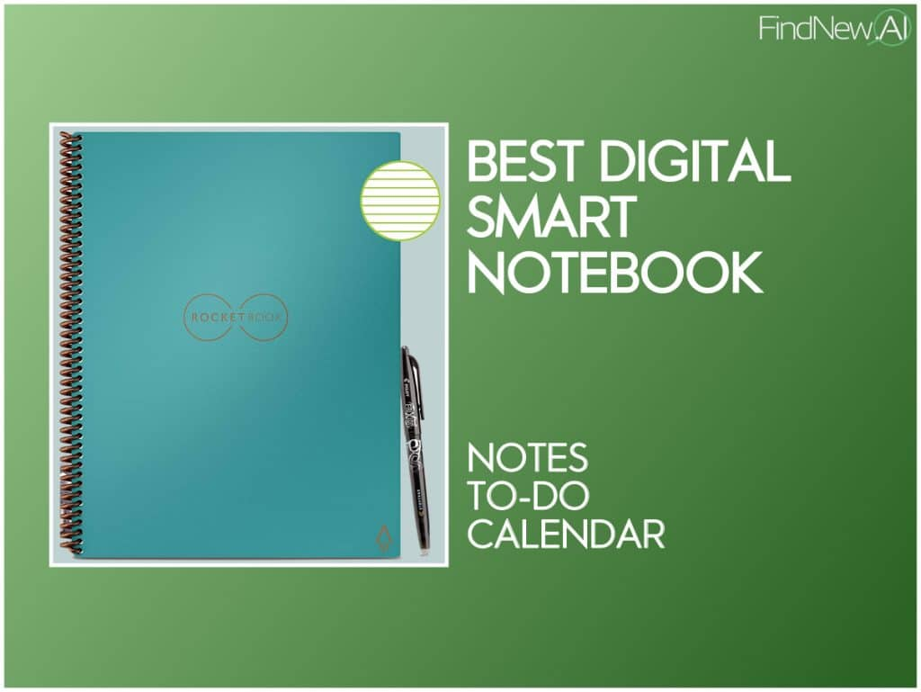 best digital smart noteebook