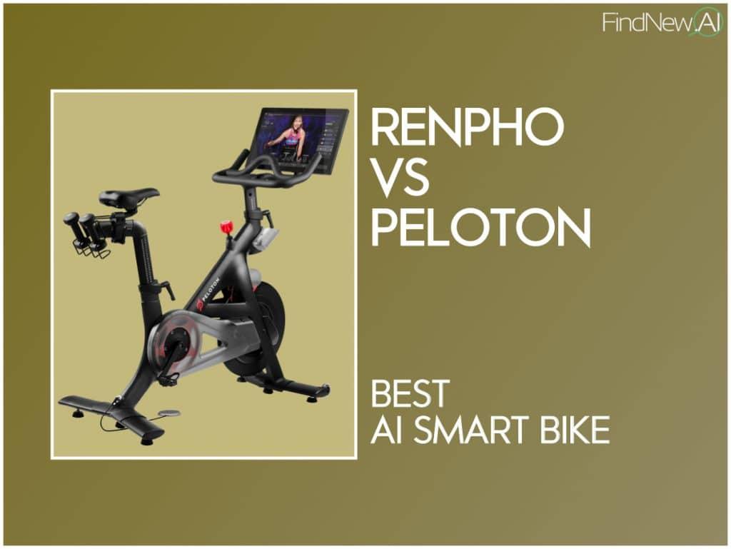 renpho vs peloton ai smart bike